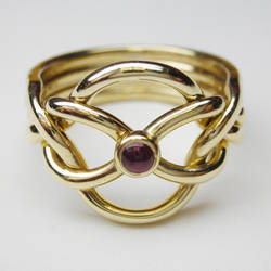 Ruby Solution by Vansee-Jewelry