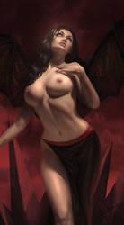 Lilith by jasonlanart