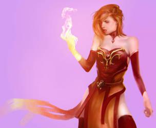Lina by jasonlan