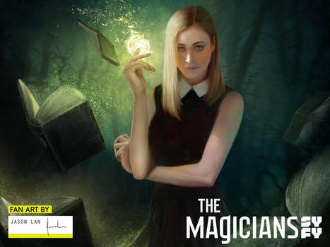 The Magicians Fan Art Contest by jasonlan