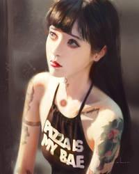 Tattooist by jasonlan