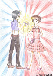 Mitsuki and Takuto by Samira93