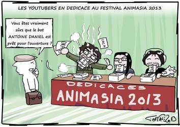 Dedicaces Animasia 2013 Bulle de tomatecannibal 33 by tomatecannibal
