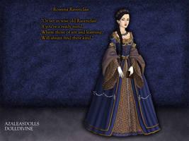 Rowena Ravenclaw by RedCutie99
