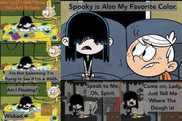 Lucy Loud's Best Moments #2 by J-Room