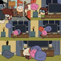 LHNO (Part 13) Pillow Assault by J-Room