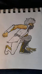 Raven Xavier by Novabow347