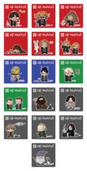 HP Munch by klampdesign