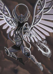 Alchemy Angel by SarahJaneArt