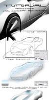 photoshop car rendering by schaltkreis
