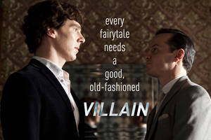 Good, old-fashioned villains. by BeccaLilyJoyce
