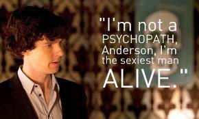 Not a psychopath, Anderson. by BeccaLilyJoyce