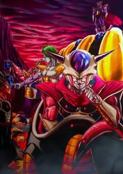 Emperor Frieza Conquer by NovaSayajinGoku