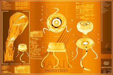 DX:HR blueprints by Megatrong
