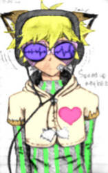 Goggles by kerukei