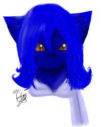 Shitty one layer drawing I: by hondjes
