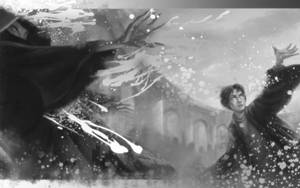 Harry Potter Wallpaper by purementos