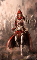 Red Rogue by JoanPiqueLlorens