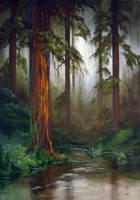 Forest by FolkloreMcGrinme