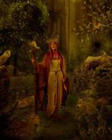 Fauna of a wood by Selenaart