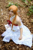Asuna Titania - Lost in the forest by Aliceincosplayland