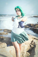 Sailor Neptune - The sea inside by Aliceincosplayland