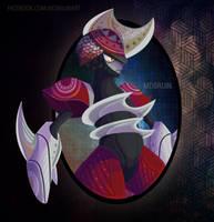 Pokemon - Bisharp by mdbruin