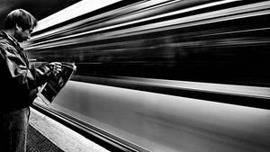 Le dernier metro passe by cahilus