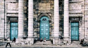 Eglise Saint-Pierre by cahilus