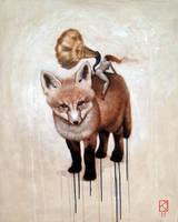 Little cub by DanielKarlsson