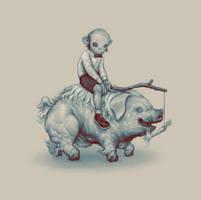 Piggyback by DanielKarlsson
