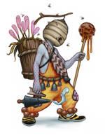 The Beekeeper by DanielKarlsson