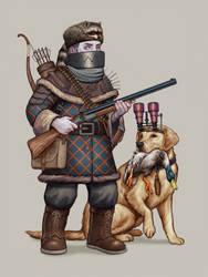 The Hunter by DanielKarlsson