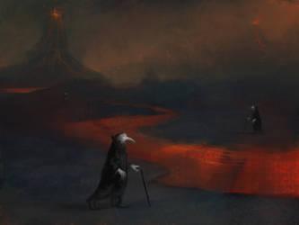 The droll stroll by DanielKarlsson