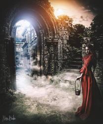 Door Te The Future by bhullarzzz