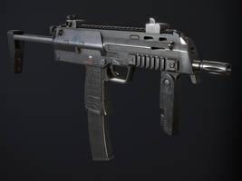 HK MP7 #2 by Kutejnikov