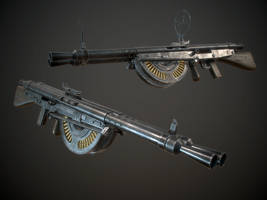 Double Chauchat #5 by Kutejnikov
