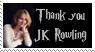 Thanks JK Rowling by Tella-in-SA