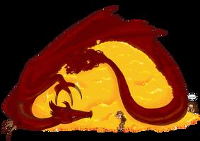 The Hobbit by Tella-in-SA