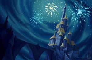 Portrait of a Kingdom: Beast's Castle by Tella-in-SA