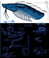 Oriental Coast Dragon - design by dragona