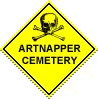 Artnapper Cemetery by TheLoveTrain