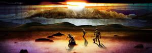 Atlaza Promotional Art - Background by zeezeeazc123