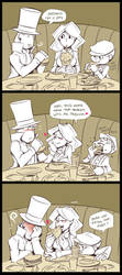 Dry humor by zillabean