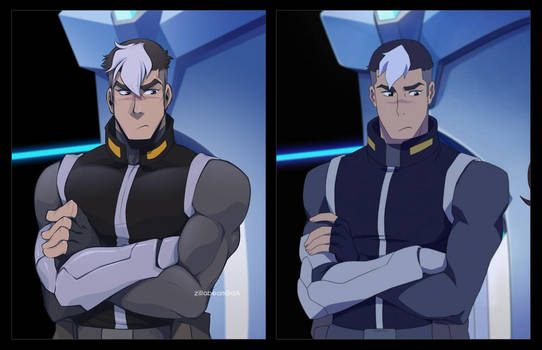 Pouty Space Dad for Ducky :D by zillabean