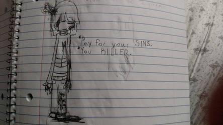 Killer by LimonToast