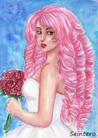 Rose Quartz by Alexsiel