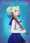 Harley Quinn by Alexsiel