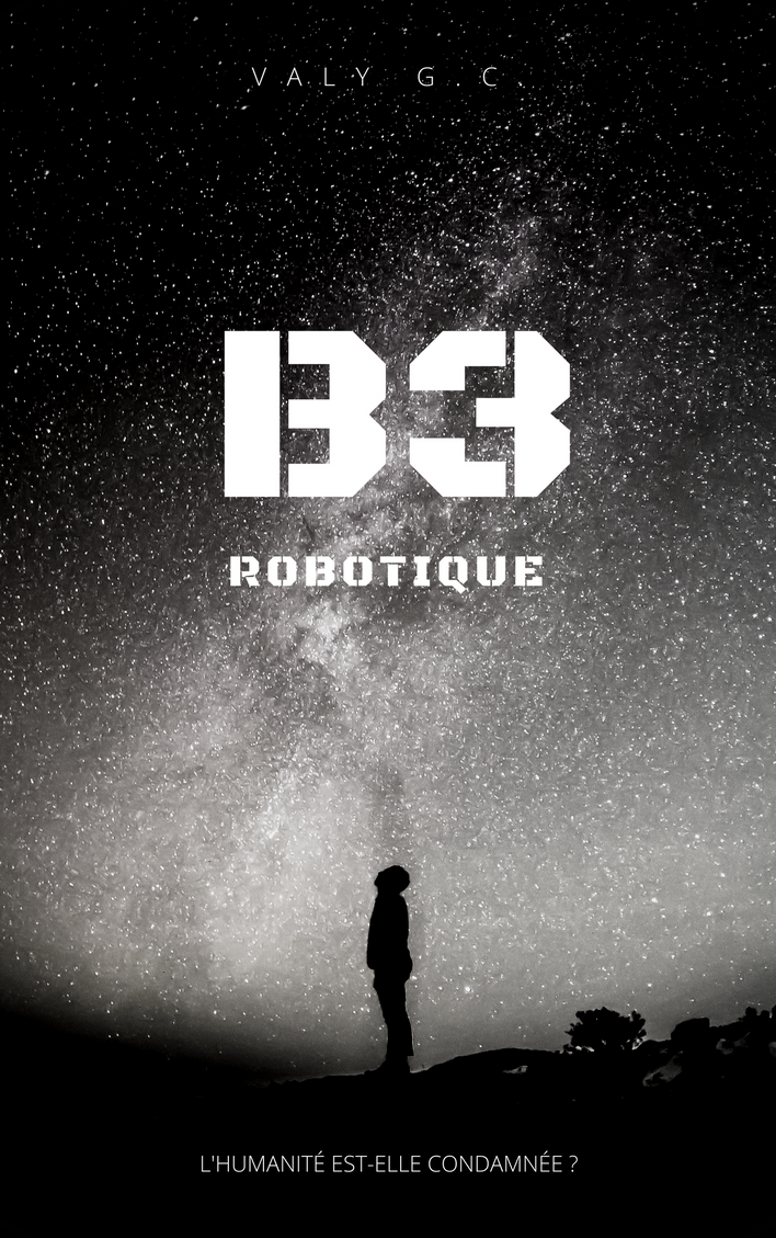 B3 Robotic cover by vickymichaelis
