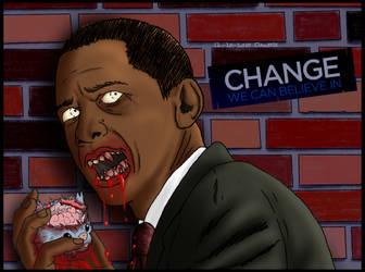 Obama FEEDS by charrio